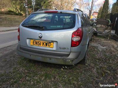 używany Renault Laguna II 1.8 Benzyna Automat Anglik