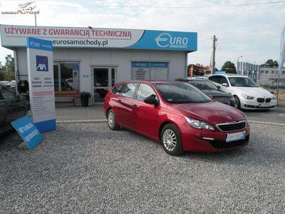 używany Peugeot 308 Salon Pl. F-vat 1.6 HDI gwa.1 r 1.6 Salon Polska 1.6 Hdi Gwa 1 rok