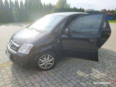 używany Opel Meriva 1,4+gaz klima ładny
