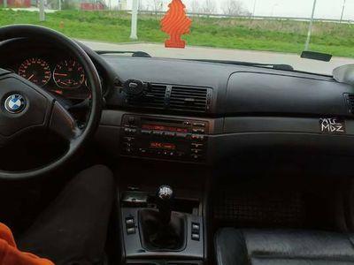 używany BMW 318 E46 coupe Ci