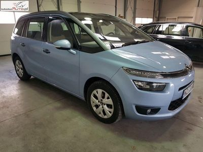 używany Citroën Grand C4 Picasso 1.6dm3 115KM 2014r. 143 457km C4 Picasso 1.6 e-HDi