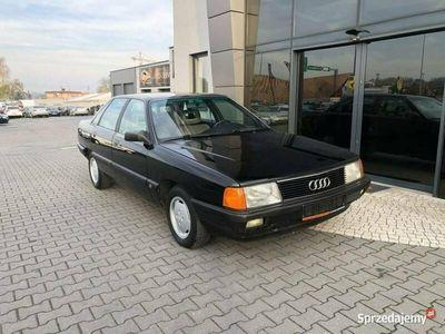 używany Audi 100 Klasyka,piękny,stan kolekcjonerski,automat,2.3 benzyna C3 (1982-1991)