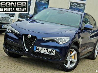 używany Alfa Romeo Stelvio Super 2.0 Turbo 4x4 200KM Q4 Automat SalonPL FV23% Kamera Gwarancja