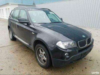 używany BMW X3 2dm 177KM 2009r. 121 740km