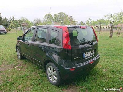 używany Nissan Note 1,6 benzyna 2006 r.