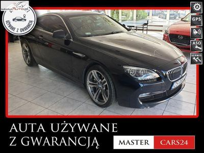 używany BMW 640 3dm3 313KM 2012r. 194 900km 4.0 D Lift Gwarancja Salon