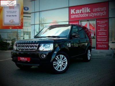 używany Land Rover Discovery 2.9 2013r.