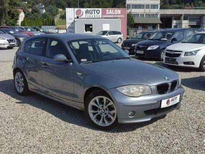 używany BMW 120 2.0 D 163KM *Navi *Klima* E87 (2004-2013)