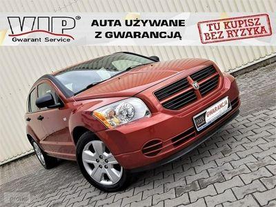 używany Dodge Caliber TYLKO 125000km Gwarancja VIP-Gwarant Bezwypadkowy