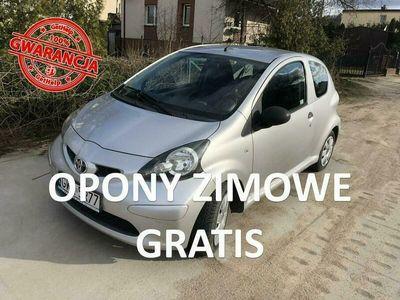 używany Toyota Aygo Polski salon/Niezawodna benzyna/Rozrząd bezobsługowy/Zadbany I (2005-2014)