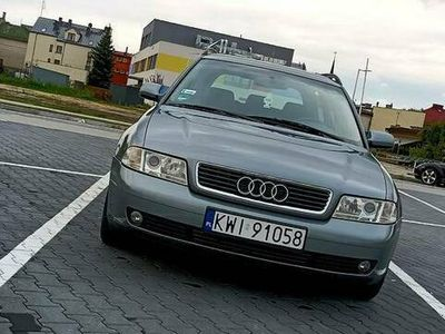 używany Audi A4 B5 / Facelift / Avant / 1.8 - 125KM / Benz / Klima