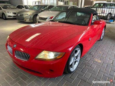 używany BMW Z4 Z4I-6 3.0 benz. 225KM Cabrio autom. 2005 I (E85/E86) (2002-2008)