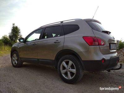 używany Nissan Qashqai +2 2,0 dci skóra panorama nawig 7-os kam cof