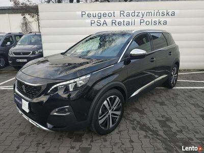 używany Peugeot 5008 Salon Polska vat23% Automat GT