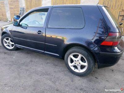 używany VW Golf IV 1,9 diesel, klima, abs