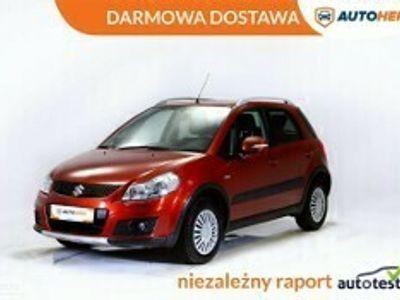 używany Suzuki SX4 I DARMOWA DOSTAWA, 4x4, Navi, Klimatyzacja auto, Tempomat, Serwis ASO