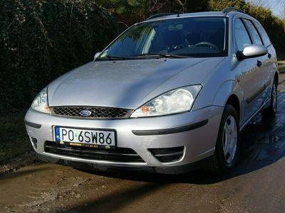 używany Ford Focus Sprowadzony, Bezwypadkowy, Zarejestrowany Mk1 (1998-2004)