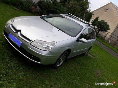 używany Citroën C5 2005 2.0 lpg zadbany