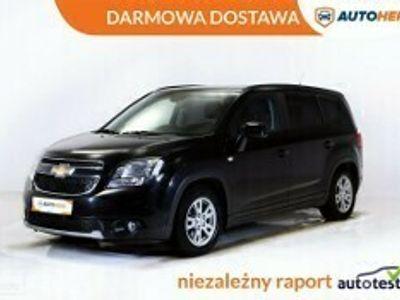 używany Chevrolet Orlando DARMOWA DOSTAWA, 7 os, Skóra, Navi, Kierownica wielofunkcyjna