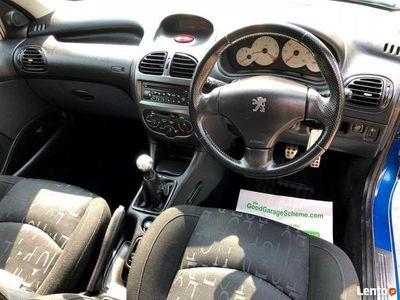 używany Peugeot 206 Lpg