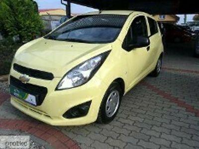 używany Chevrolet Spark 1dm 68KM 2013r. 70 000km