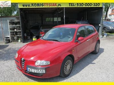 käytetty Alfa Romeo 147 1.6dm 105KM 2002r. 240 000km