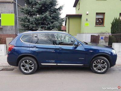 używany BMW X3 xDrive20d xLine 2017 Salon Polska