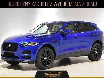 używany Jaguar F-Pace 2.0 i4P AWD (250KM) | R-SPORT | Formalności bez wychodzenia z domu