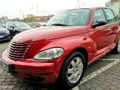używany Chrysler PT Cruiser 2.0I Touring Bezwypadkowy Opłacony I Właściciel
