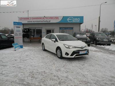 brugt Toyota Avensis 1.8dm3 147KM 2015r. 82 000km Salon Polska F-vat gwa. 1 rok