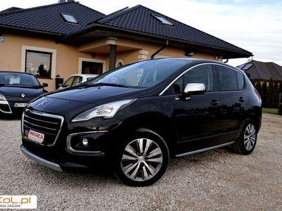 używany Peugeot 3008 1.6dm 120KM 2014r. 178 000km