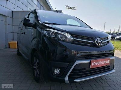 używany Toyota Proace 2.0 D4-D Medium Family + Comfort + Navi + Safety + Style + Winter