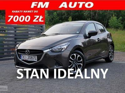 used Mazda 2 1.5dm 90KM 2017r. 18 000km