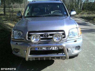 używany Toyota Sequoia