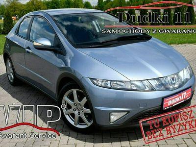 używany Honda Civic 1,8B DUDKI11 Manual,Klimatronic,Tempomat,Parktronic,Centralka,OKAZJA VIII (2006-2011)