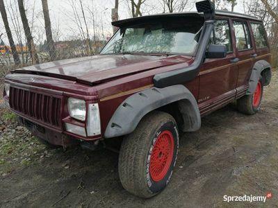 używany Jeep Cherokee 4.0 XJ