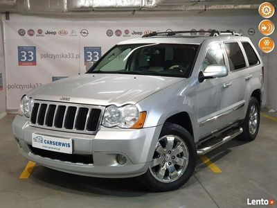 używany Jeep Grand Cherokee 3dm 218KM 2008r. 236 430km