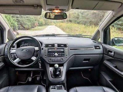 używany Ford C-MAX Ghia, 2006rok