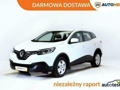 używany Renault Kadjar DARMOWA DOSTAWA, Klimatyzacja auto, LED, Serwis ASO I (2015-)