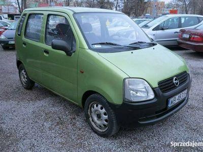 używany Opel Agila !!! Bemowo !!! 1.0 benzyna, 2002 rok !!! Ładny Stan Blacharski !!!