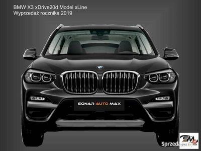 używany BMW X3 20 d xDrive M Sport