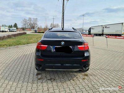 używany BMW X6 XDrive - sprzedam
