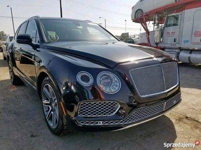 używany Bentley Bentayga sprowadzamy auta z USA pod dom
