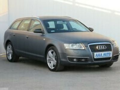 używany Audi A6 III (C6) 177 KM, Navi, Xenon, Klimatronic, Tempomat, Parktronic,