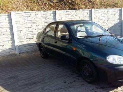 używany Chevrolet Lanos 1.5 16v Benzyna 2000r. Zadbany!