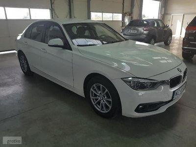 używany BMW 318 SERIA 3 d aut