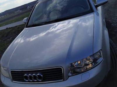 używany Audi A4 1.8t felgi 19