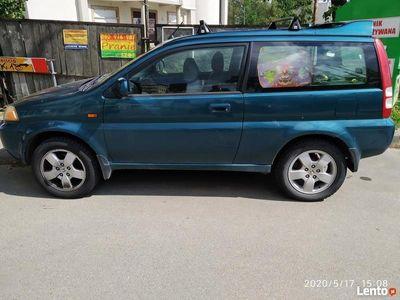 używany Honda HR-V benzyna 1600salon Polska