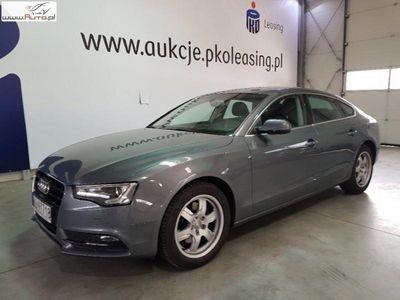 used Audi A5 2dm 177KM 2014r. 90 657km