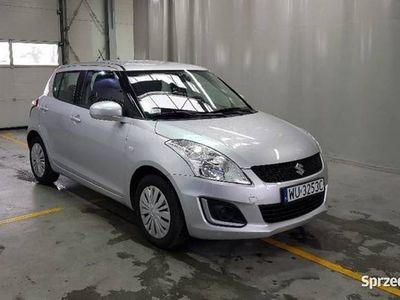 używany Suzuki Swift 1.2dm 94KM 2015r. 46 317km